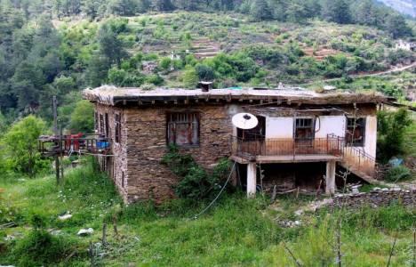 Köyde inşaat izni