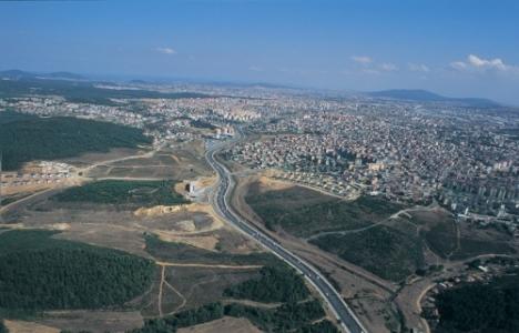 Çekmeköy'deki 2B arazileri