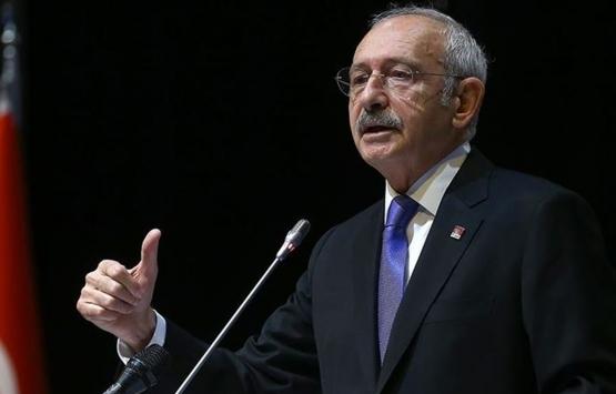 Kemal Kılıçdaroğlu'ndan yeşil mutabakat açıklaması!
