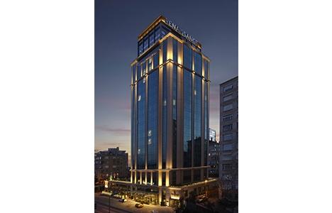 Renaissance İstanbul Polat Bosphorus Hotel'e Mitsubishi Electric imzası!