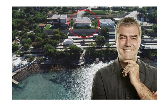 Yılmaz Özdil'in villasındaki kaçak kısımların yıkılması için tebligat gönderildi!