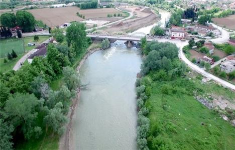Sakarya Nehri bu projeyle nefes alacak!
