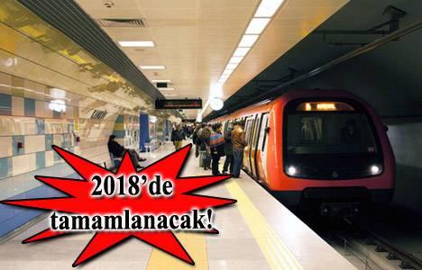 Kayaşehir metro ve
