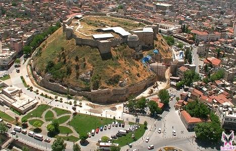 Gaziantep'te 134.3 milyon