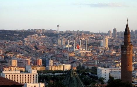 Ankara'da 34.2 milyon