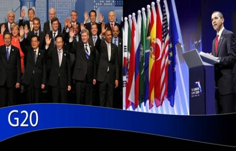 G-20 Zirvesi liderleri nerelerde misafir edilecek?