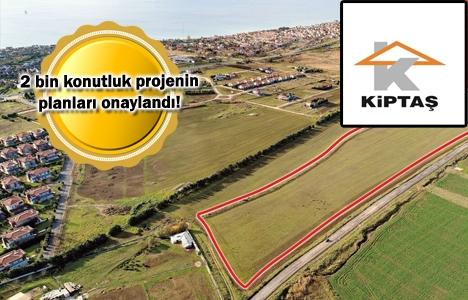 KİPTAŞ Silivri projesi başlıyor!