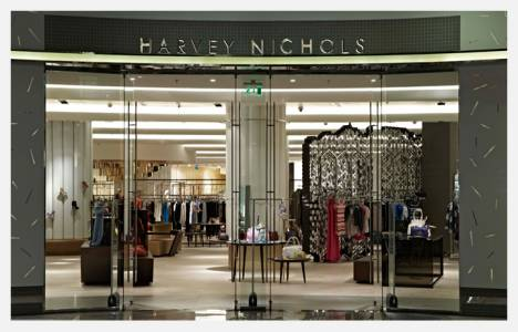Harvey Nichols Next Level AVM'de mağaza açtı!
