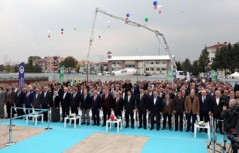 Sakarya'da 101 milyonluk 9 projenin temeli atıldı!