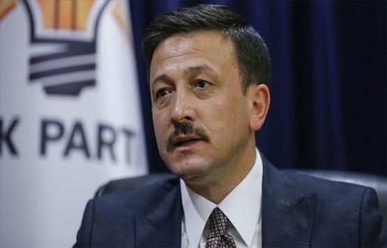 Hamza Dağ'dan Aykut Erdoğdu'ya kaçak inşaat eleştirisi!