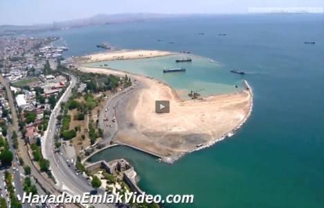 İstanbul kıyı dolgu alanlarında son durum!