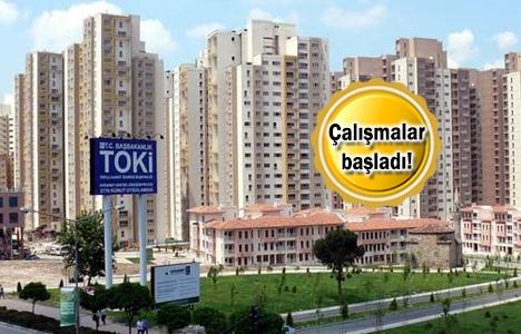 TOKİ'den İstanbul'daki emeklilere