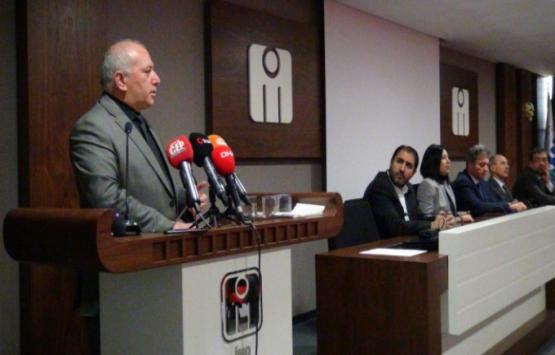 Bursa'da ulaşım ve kentsel dönüşüm masaya yatırıldı!