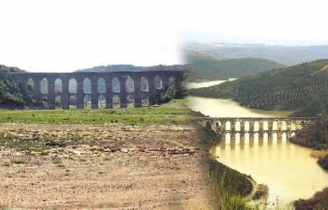 Yağışlar barajların doluluk oranını değiştirmedi!