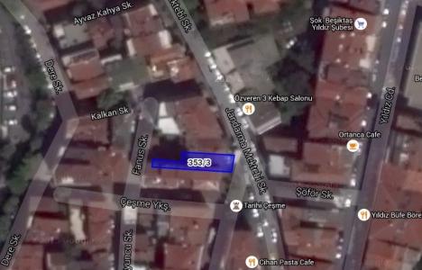 Beşiktaş Abbasağa'da sit