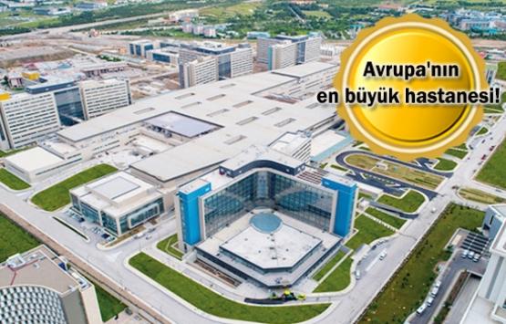 Bilkent Şehir Hastanesi açılış için hazır!