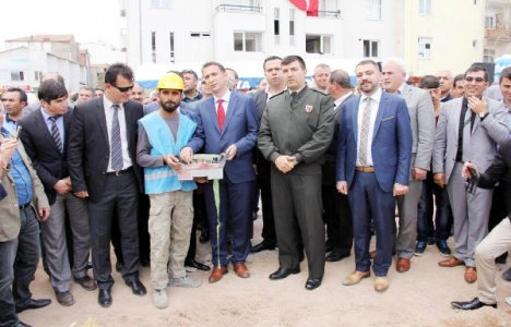 Yozgat Sarıkaya'ya yeni kültür merkezi!