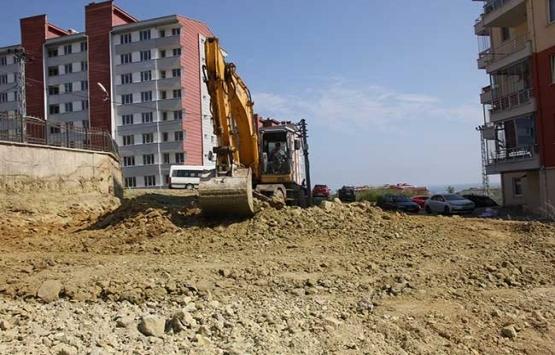 Giresun'un 4 mahallesinde inşaat çalışmaları başladı!