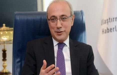 Lütfi Elvan: Yüksek Hızlı Tren çalışmaya başlayınca sabotaj yapamayacaklar!