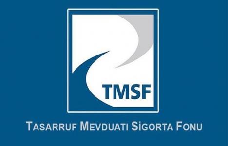 TMSF'den FETÖ şirketlerini
