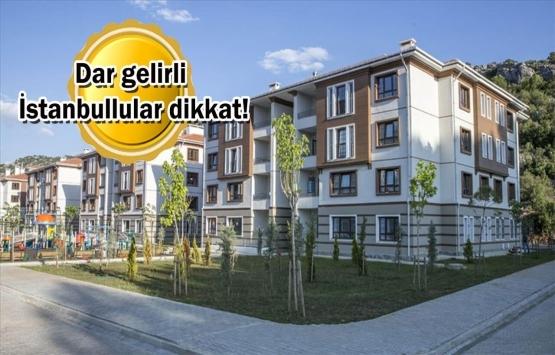 TOKi'den İstanbul'a 2 bin 58 yeni konut müjdesi!