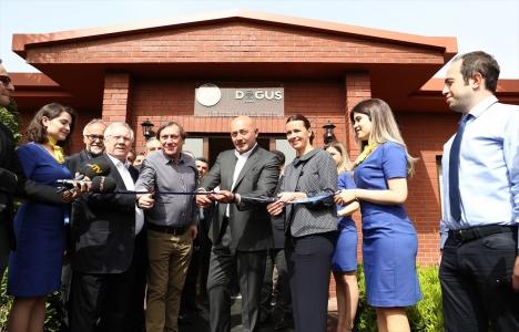Fenerbahçe'nin yenilenen yelken tesisleri açıldı!