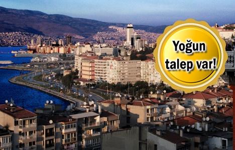 İzmir'de gayrimenkul fiyatları