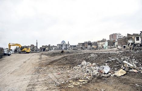 Sur'da kentsel dönüşümün