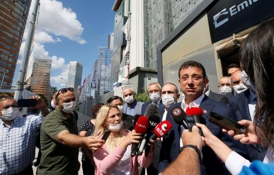 İBB'den Kanal İstanbul planlarına itiraz!
