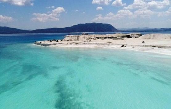 Salda Gölü Kayadibi