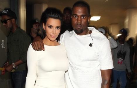İşte Kim Kardashian
