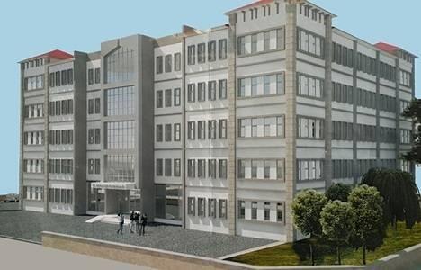 Çorlu Hükümet Konağı 2017'de açılacak!