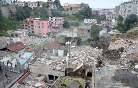 Trabzon Tabakhane'de hak