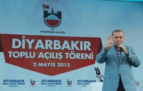TOKİ Diyarbakır'da 10