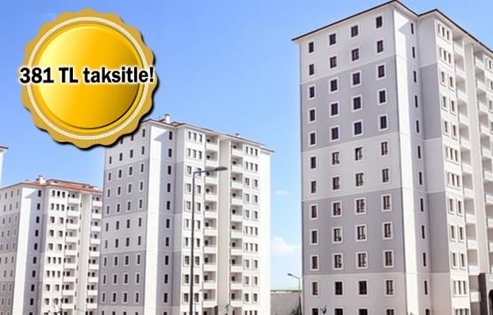 TOKİ'den 9 bin TL peşinatla ev sahibi olma fırsatı!