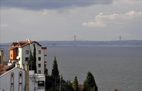 İzmit Körfez Geçişi Asma Köprüsü arsa fiyatları artırdı!