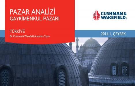 İstanbul'da ofis kiralamaları bir önceki çeyreğe göre yüzde 7 arttı!
