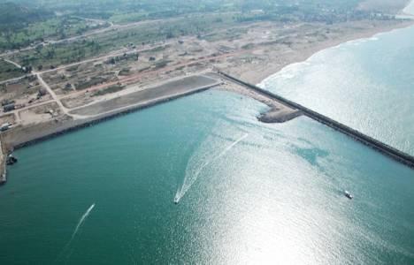 Karasu Limanı'nda yer teslimi yapıldı!
