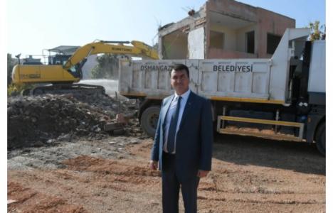 Osmangazi Belediyesi kamulaştırmada lider!