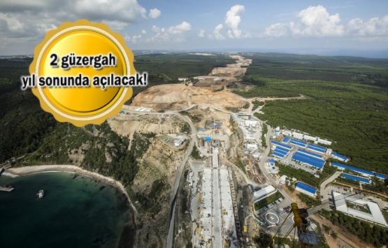 Kuzey Marmara Otoyolu Projesi'nde son durum!