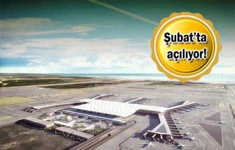 3. Havalimanı'nın yüzde