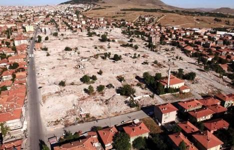 Ankara'da 45 binden fazla gecekondu yıkıldı!
