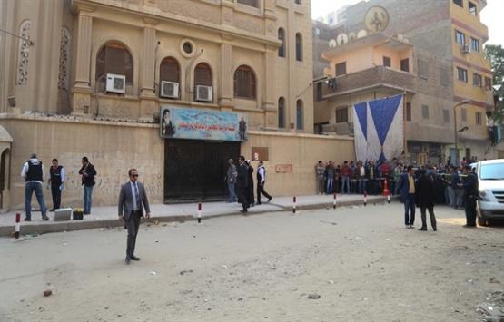 Mısır'daki 80 kilise