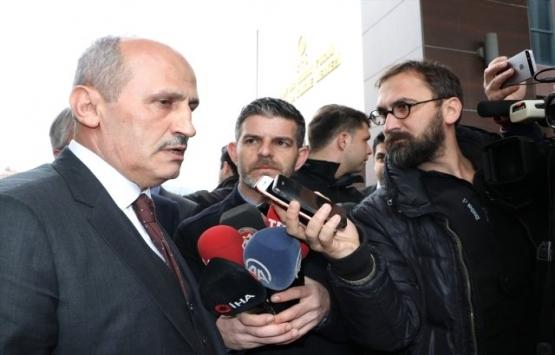 Trabzon'a Erzincan'dan demiryolu projesi!