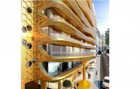 Taksim Petek Residence'ta kişiye özel ödeme planı!