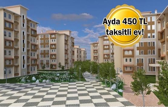 TOKİ'den asgari ücretlilere 69 bin TL'ye konut fırsatı!
