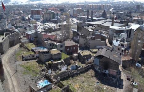 Erzurum'da kentsel dönüşüm
