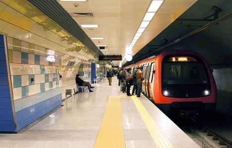 3. havalimanının metrosu
