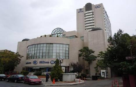 Ankara Oteli Ankara Hilton Oteli