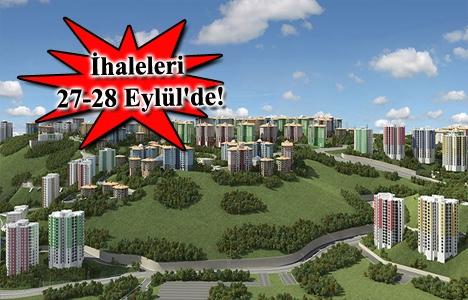 TOKİ Ankara Sincan'a 1.801 yeni konut inşa edecek!